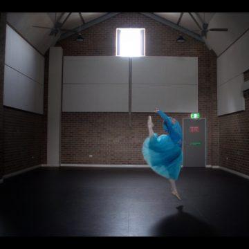 Ballet dancing Stephanie Kurlow