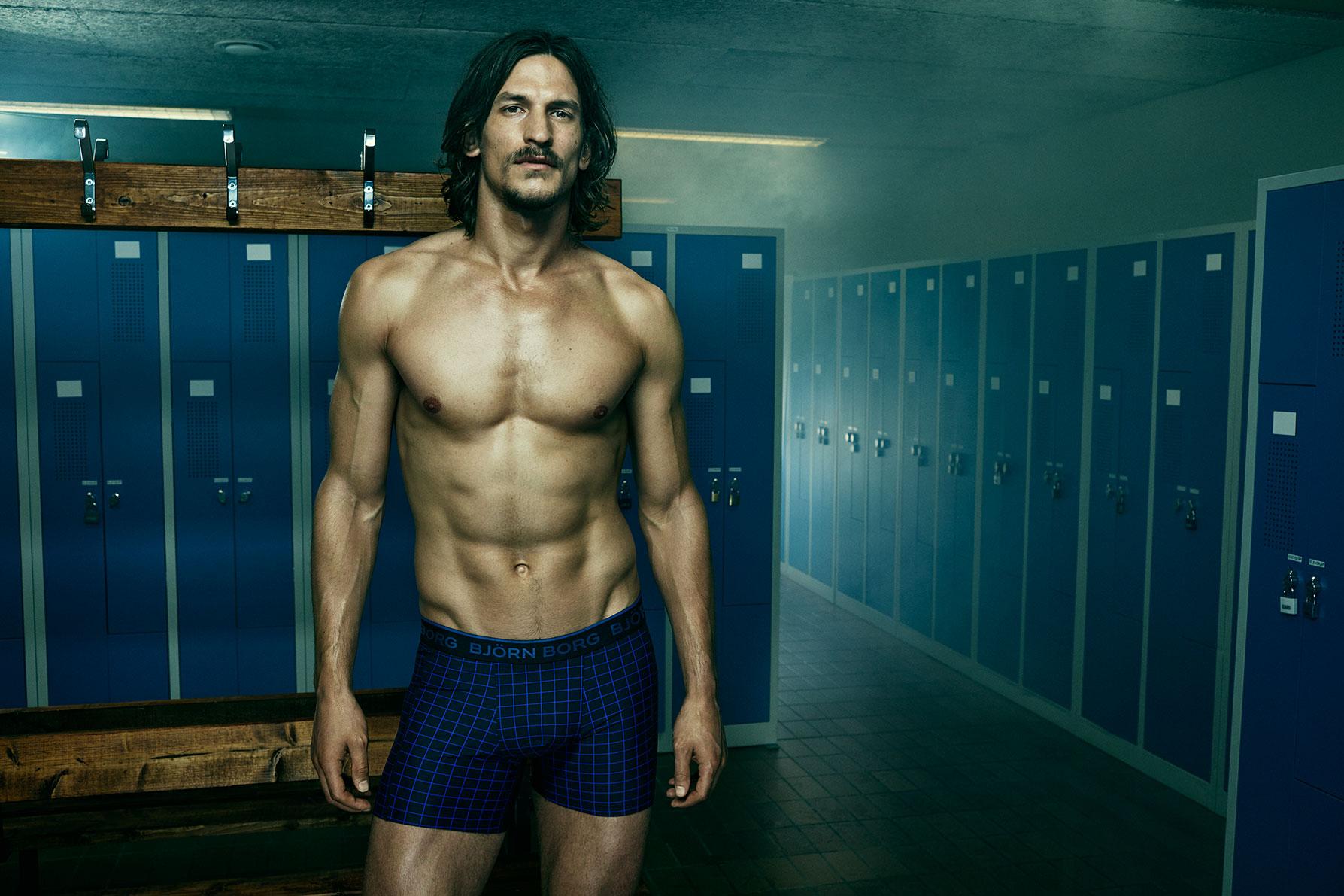 Bj/örn Borg Mens Sports Underwear