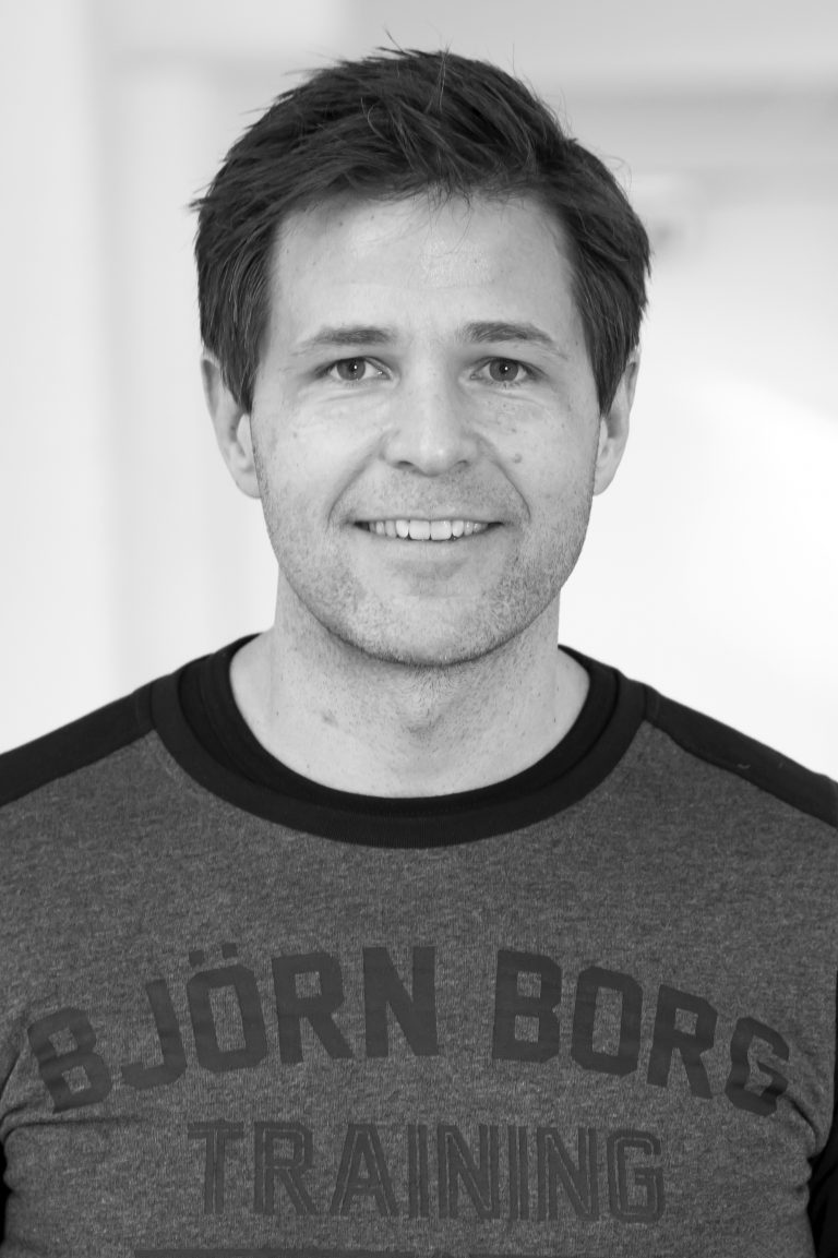 Daniel Grohman, CFO