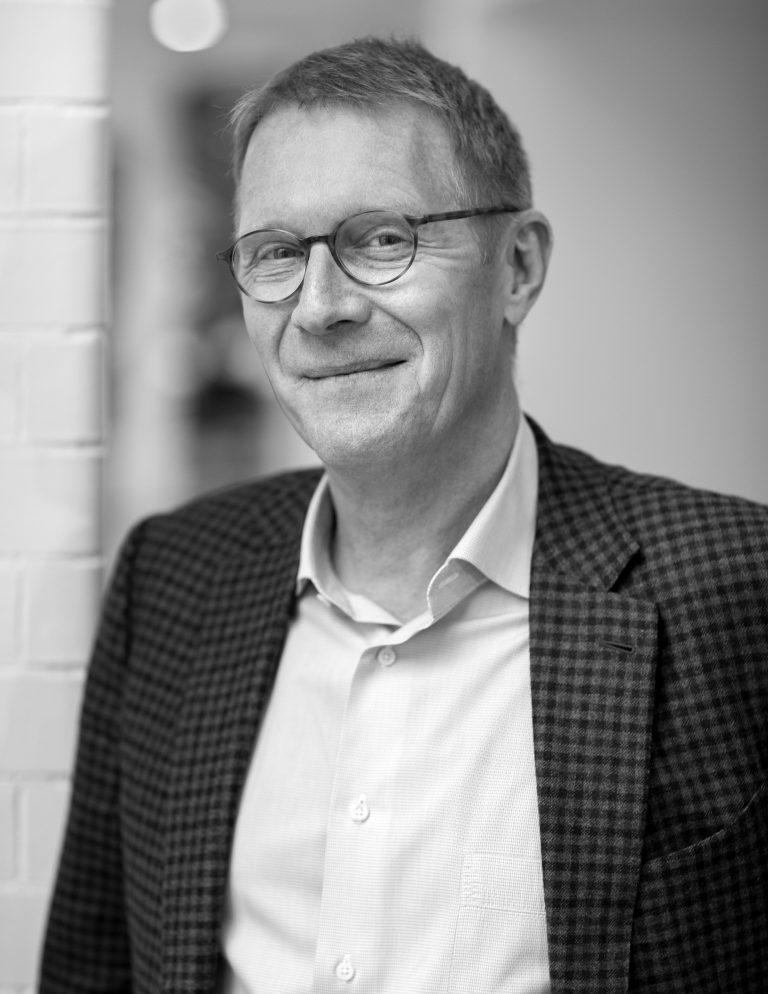 Fredrik Lövstedt, Chairman of the board