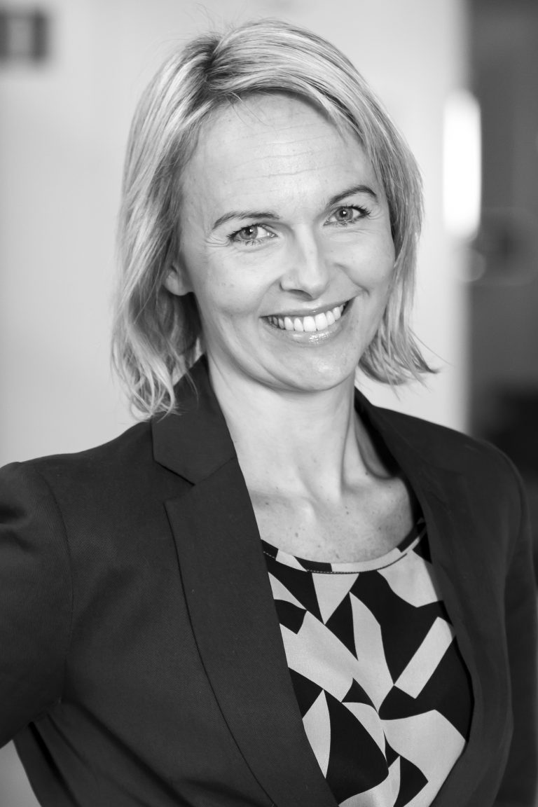 Victoria Swedjemark, General Counsel and Sustainability Director